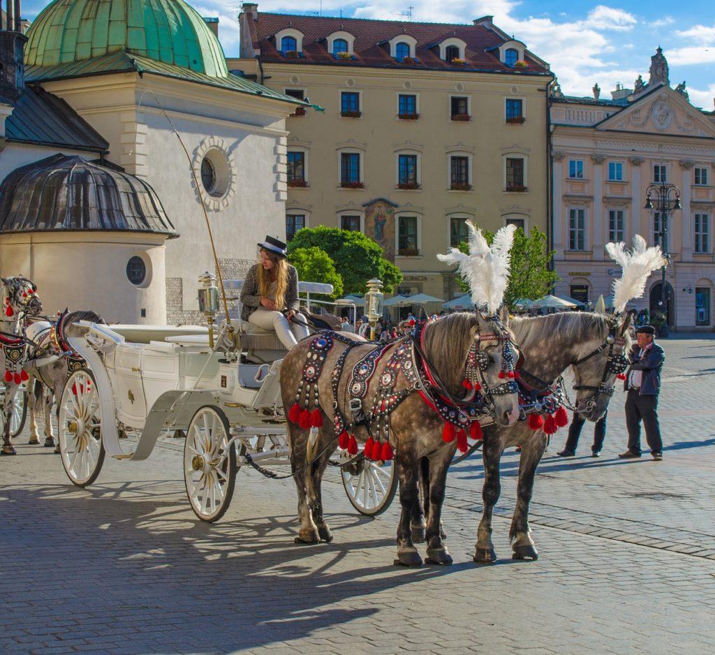 krakow, polga, europe