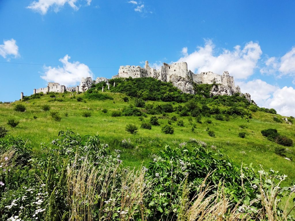 spis castle, slovakia, unesco